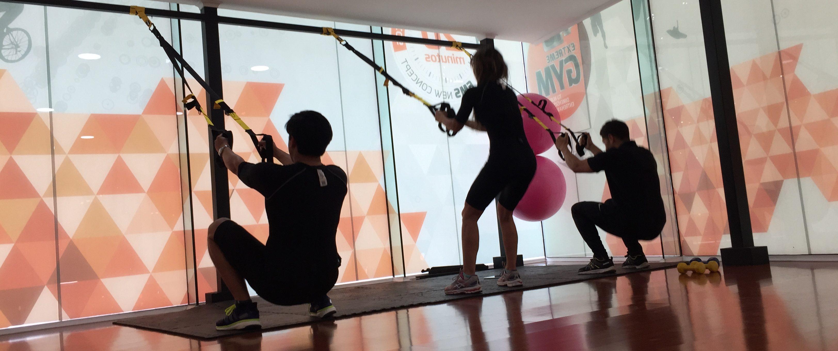 En Santiago + 10 extreme Gym es pionero en el modelo de gimnasio boutique en electroestimulación muscular en La Dehesa de la mano de Visionbody Chile.